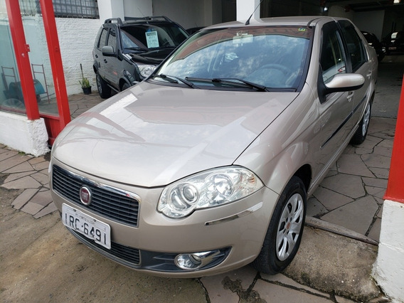 Fiat Siena 1.4 Attractive Flex 4p 2011
