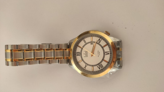 Relógio Feminino Analógico Dumont Sa70329/5b Prateado
