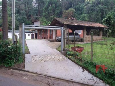 Chácara, Sítio Residencial À Venda Ou Permuta, Serra Da Cantareira, Caieiras. - Ch0124