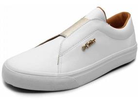 Tênis Feminino Coca Cola Shoes Code Branco Cc1352