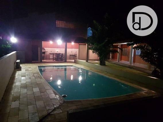 Chácara Residencial À Venda No Bairro Capela, Vinhedo. - Ch0018