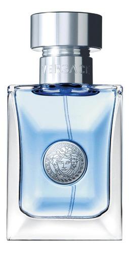 Imagen 1 de 2 de Versace Pour Homme Eau de toilette 100ml para  hombre