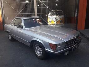 1977 Mercedes Benz Sl 280 Conversível 2 Capotas