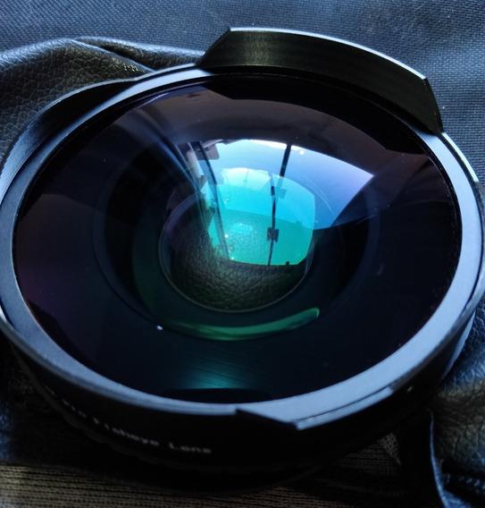 Lente Ultra Fisheye 58mm 0.3 (encaixe P Vx2000)