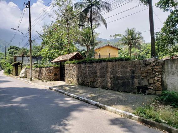 Chácara Com 2 Dorms, Cantagalo, Caraguatatuba - R$ 599 Mil, Cod: 554 - V554