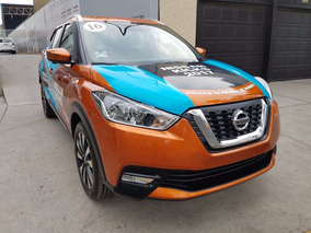 Nissan Kicks Exclusive Demo 2017 Somos Agencia!!!garantia!!