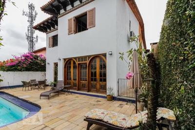 Casa Com 4 Dormitórios E 3 Garagens - Id: 892903590 - 203590
