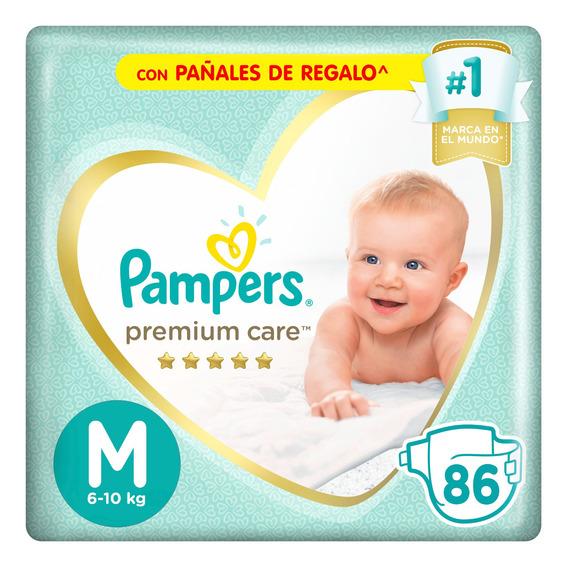 Pañales Pampers Premium Care - Todos Los Talles