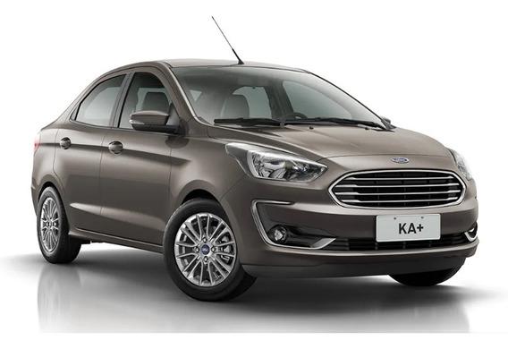 Ford Ka + Sel Mt 4p
