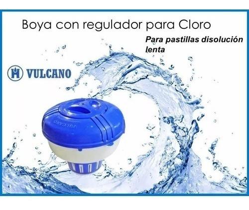 Imagen 1 de 2 de Boya Dosificadora Vulcano 102001