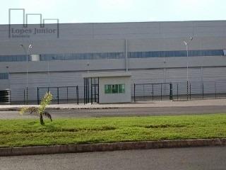 Galpão Industrial Para Locação, Europark Comercial, Indaiatuba - Ga0022. - Ga0022