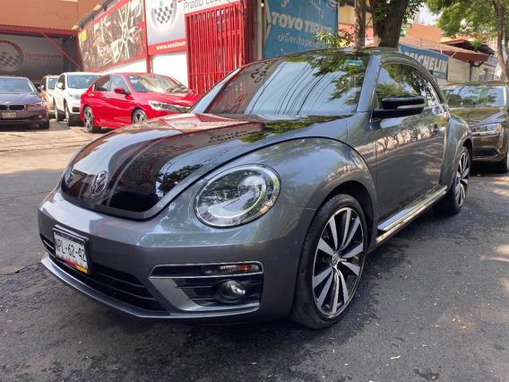Volkswagen Beetle R Line Dsg 2014 Factura Agencia Exigentes