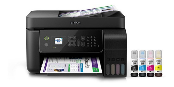 Epson Impresora Multifuncional Ecotank L5190 Inalambrica Fax
