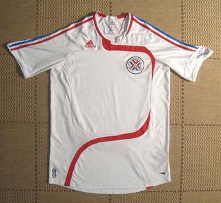 Camisa Original Paraguai 2007 Away