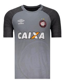 Camisa Umbro Atlético Paranaense Aquecimento 2018