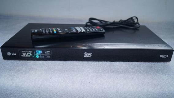 Blu-ray Player LG Hi Topo De Linha 3d Wifi Dolby Atmos Dts X