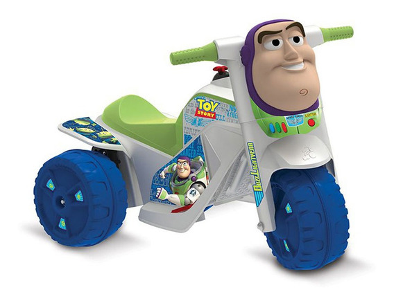 Moto Elétrica - 6v - Disney - Toy Story - Buzz Lightyear - B
