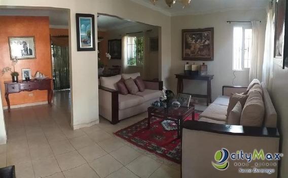 Alquilo Casa Amueblada Full En La Jacobo Majluta-pac-013-01-20