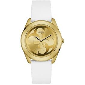 Relógio Feminino Guess 92628lpgtdu3 Analógico Branco