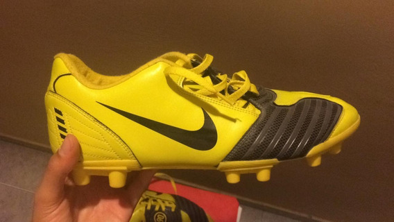 Botines Nike Total 90 Talle 45 Usa 12 - Tapones Fútbol