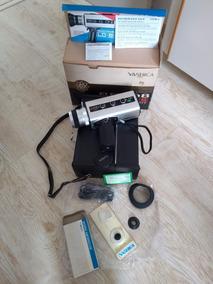 Câmera Super 8 Yashica Electro 8 Ld-8 Com Case