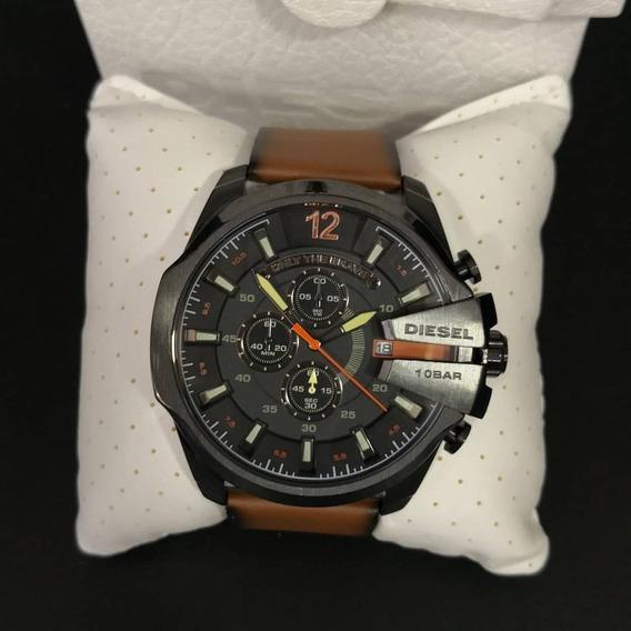 Relógio Diesel Dz4343, 1 Ano De Garantia