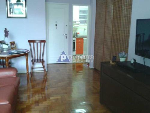 Apartamento À Venda, 1 Quarto, 1 Vaga, Laranjeiras - Rio De Janeiro/rj - 15819