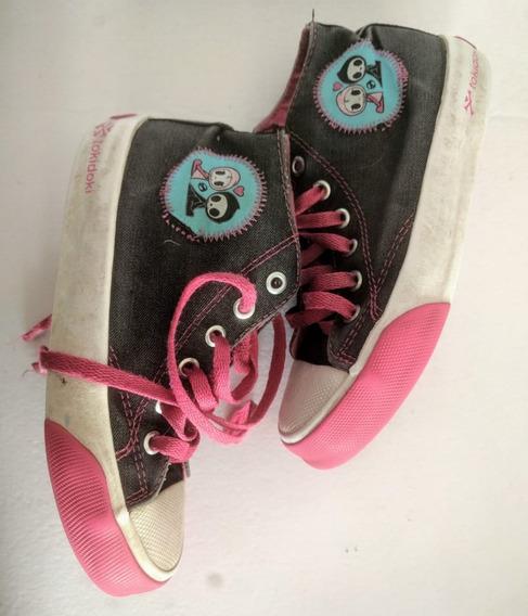 Zapatillas Botita Topper, Lona Modelo Tokidoki