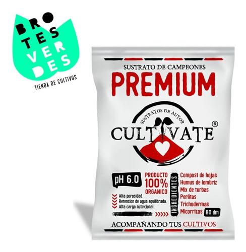 Cultivate Sustrato De Autor Premium 80 Ltrs