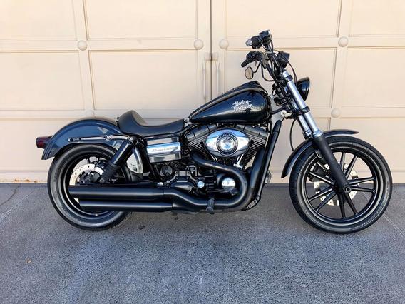 Harley Davidson Dyna Superglide 2008