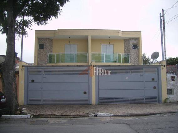 Sobrado Com 3 Dormitórios Para Por R$ 2.000/mês - Vila Marieta - São Paulo/sp - So1196