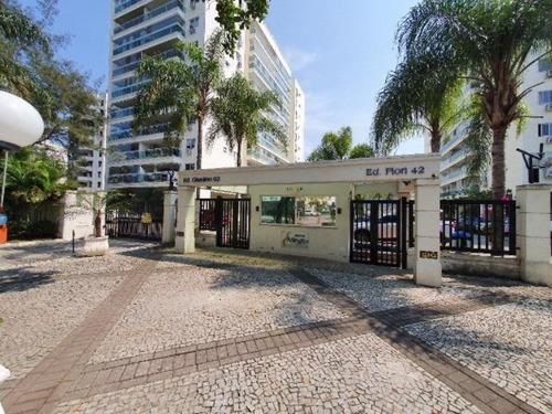 Imagem 1 de 19 de Recreio, Barra Allegro, Cobertura Duplex 2 Quartos + Dependencia, Vista Livre Montanhas - Co00326 - 69489194