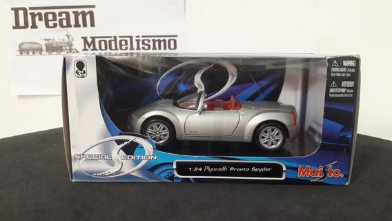 Maisto Special Edition - Plymoulfi Spider 124