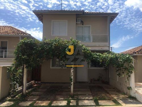 Casa Sobrado Com 3 Quartos Sendo 1 Suíte, À Venda Com 80 M² Em Localização Excelente, Por R$ 638.000 - Mansões Santo Antônio - Campinas/sp - Ca12838