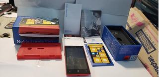 Nokia Lumia 520 Rojo, Para Refacciones, Usado