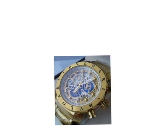 Relógio Gts621 Bv Linha Ouro 18k Original