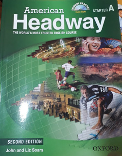 American Headway Starter A - Student Book With Cd - 2nd Edit