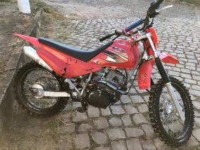 Yamaha Xtz 125 Com Motor De Xr200