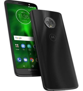 Celular Motorola Moto G6 Dual Chip 32 Gb 4g + 3 Brindes