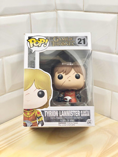 Funko Pop Tyrion Lannister 21 Game Of Thrones