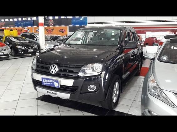 Volkswagen Amarok 2.0 Se 4x4 Cd 16v Tb Interc Me 2014