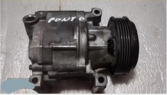 Compressor De Ar Do Fiat Punto 2008 Em Diante