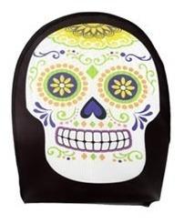 Kit Com 3 Máscara Caveira Mexicana, Pirat Adulto E Infantil