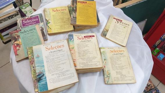 Revistas Seleções Dec. 50 60 70