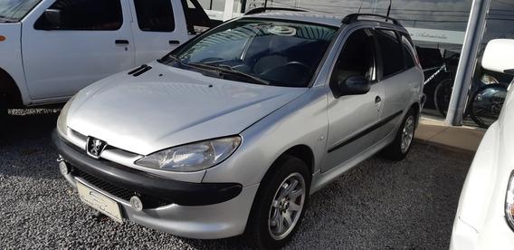 Peugeot 206 1.4 Xr Presence 2007