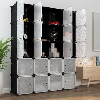 Armario Organizador Cubo Modular Customizable