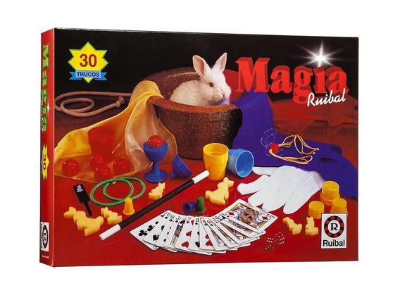 Juego De Magia Con 30 Trucos Ruibal
