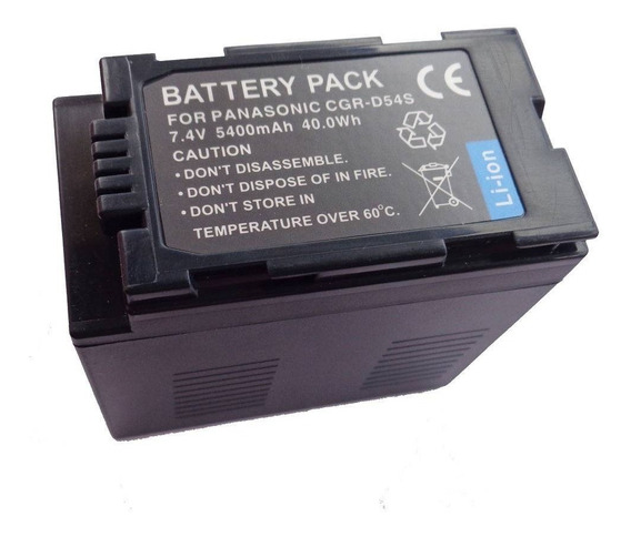 Bateria P/ Filmadora Panasonic Ag-ac8 Ag-ac90 Ag-dvc60 D54s
