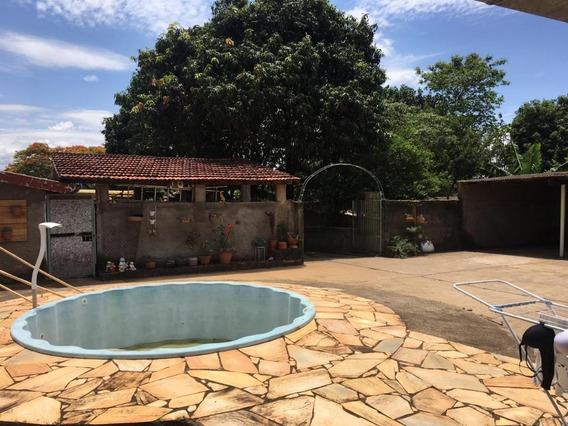 Chácara Em Chácara Pantanal Engenho Velho, Mogi Guaçu/sp De 200m² 2 Quartos À Venda Por R$ 180.000,00 - Ch426204