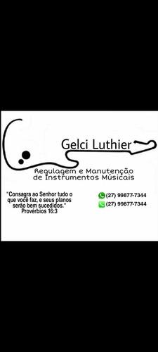 Imagem 1 de 5 de Luthieria (regulagem E Manutenção De Instrumentos Musicais)